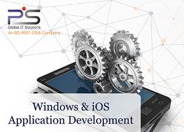 Windows & iOS Application Development