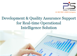 Operational Intelligence Solution