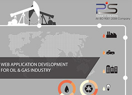 WEB APPLICATION DEVELOPMENT  FOR OIL & GAS INDUSTRY