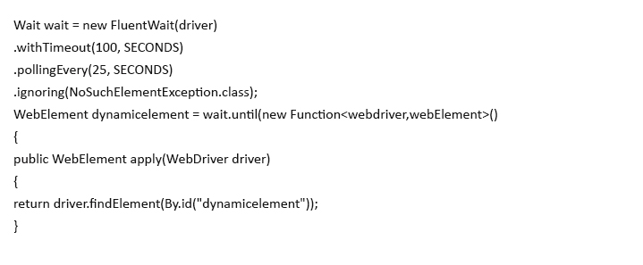 Communicating with GUI Objects using Selenium WebDriver