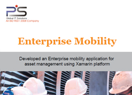 Enterprise Mobility in Asset Management Industry