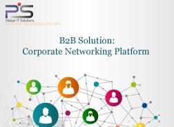 B2B Networking Platform