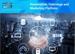 Reservation, Concierge and Marketing Platform