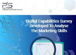 Digital Capabilities Survey Developed To Analyse The Marketing Skills