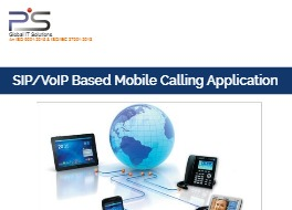 SIP/VoIP Based Mobile Calling Application