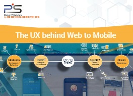The UX behind Web to Mobile