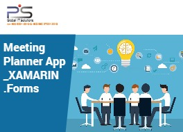 Meeting Planner App_XAMARIN.Forms