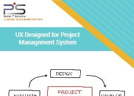 UX Designed for Project Management System