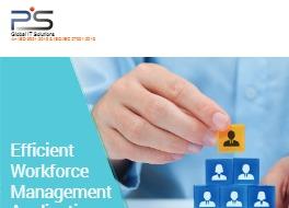Efficient Workforce Management Application