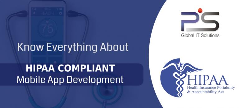 HIPAA Compliant Mobile App Development