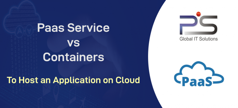 Paas Service Vs Container